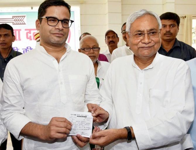 Nitish Kumar Appoints Poll Strategist Prashant Kishor as the Janta Dal (U) Vice-president