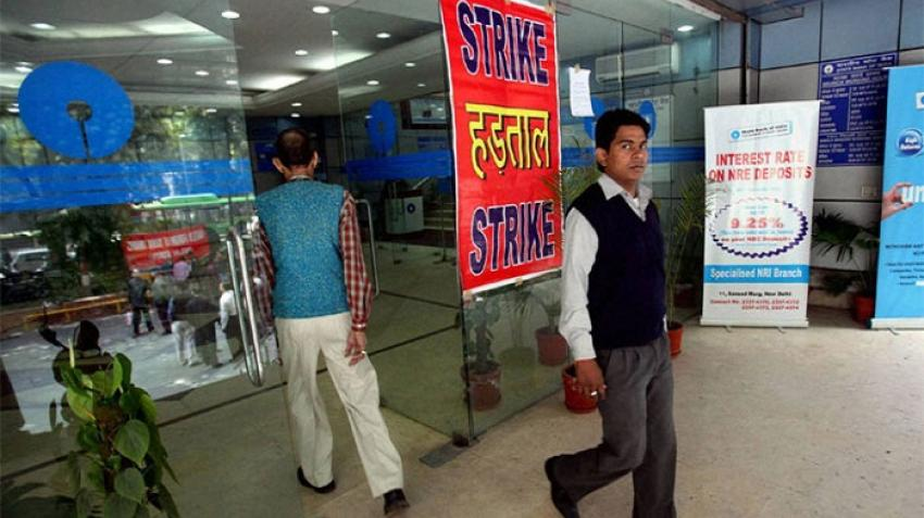 Bank Employee to go for Nationwide Strike on November 12