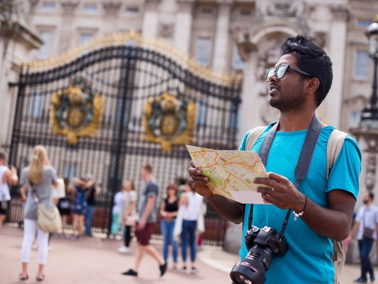 Relaxation of Restrictions for Foreign Tourists Mooted