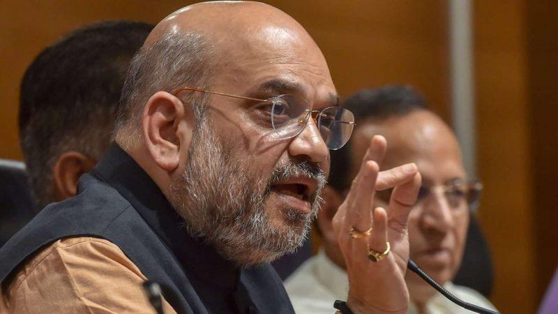 Rahul Gandhi has Modiphobia: Amit Shah