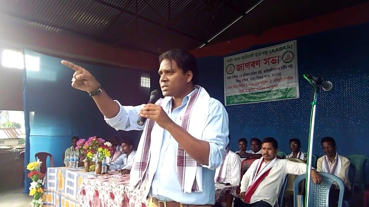 All Adivasi Students' Association of Assam (AASAA) threatens economic blockade from today