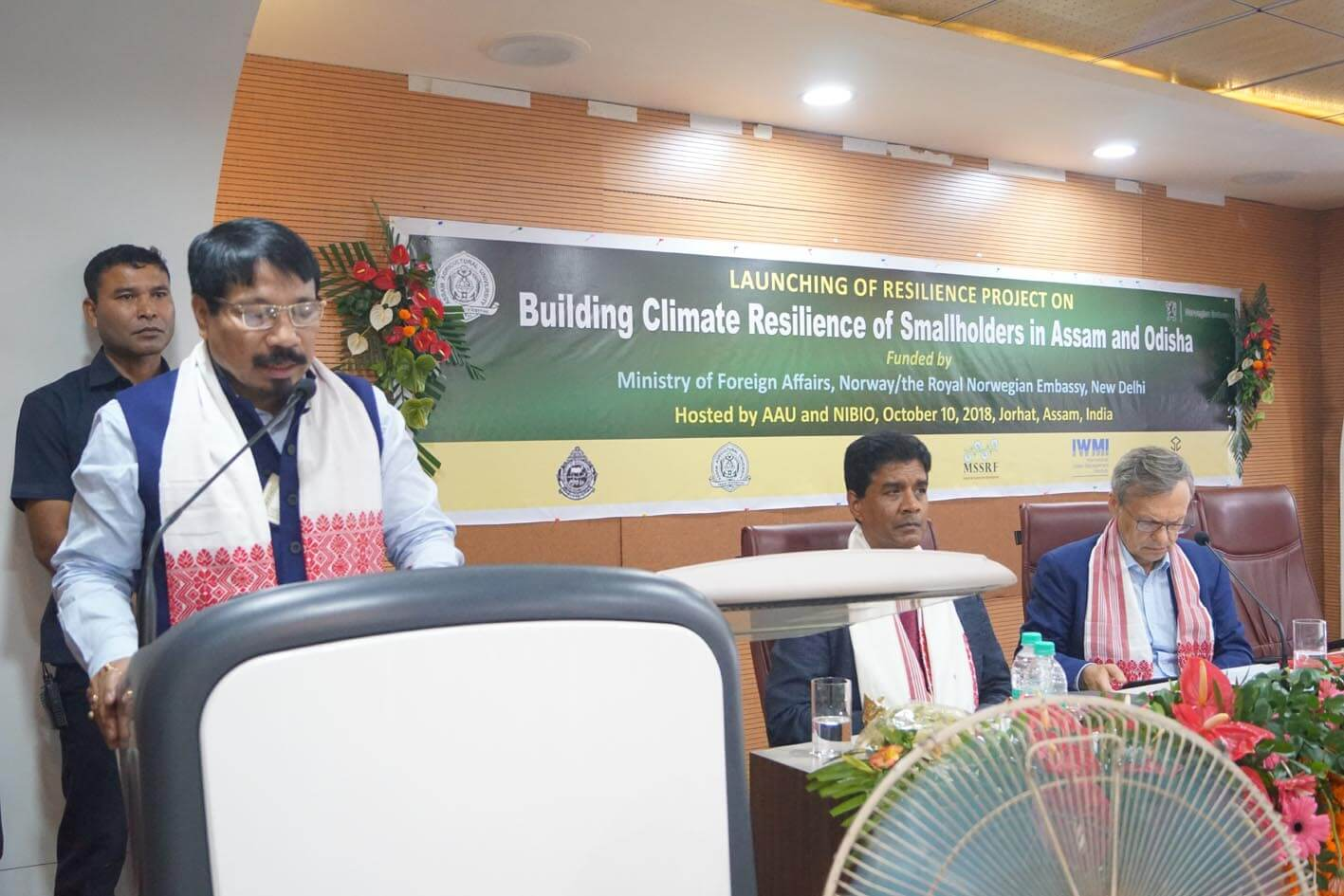 Assam Agricultural University, Norway Join Hands for Resilience Project to Enhance Agricultural Productivity
