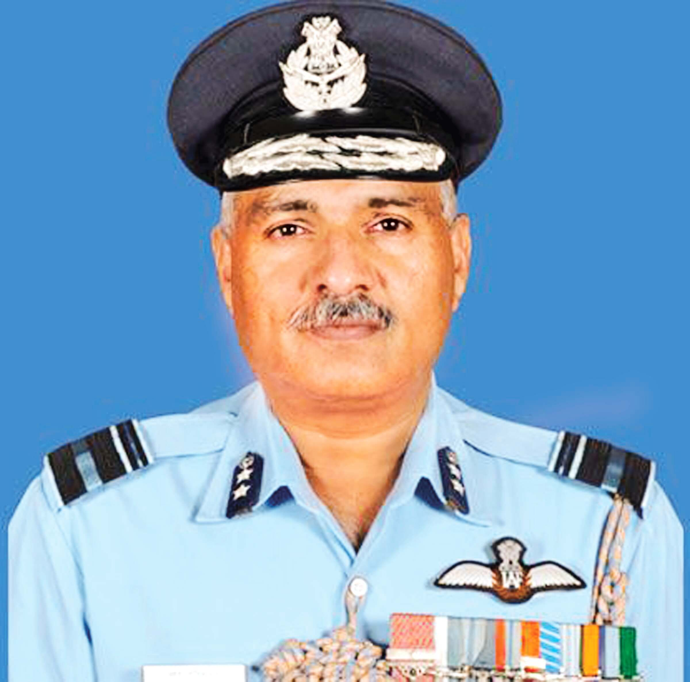 Air Marshal Raghunath Nambiar New Chief of Eastern Air Command