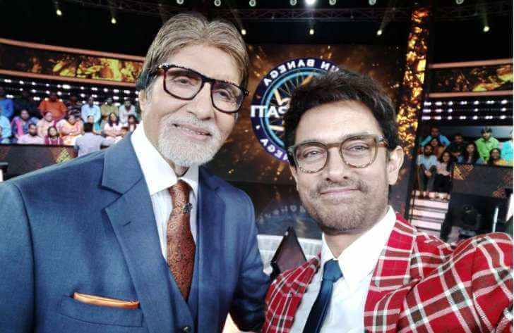 Aamir Khan is the Beacon That Shines in China: Amitabh Bachchan