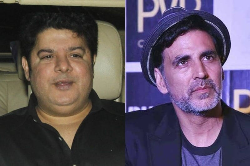 #Metoo Movement: Akshay Kumar Asks Producers to Cancel Housefull 4 Shoot After Sexual Harassment Charges On Sajid Khan Surfaces