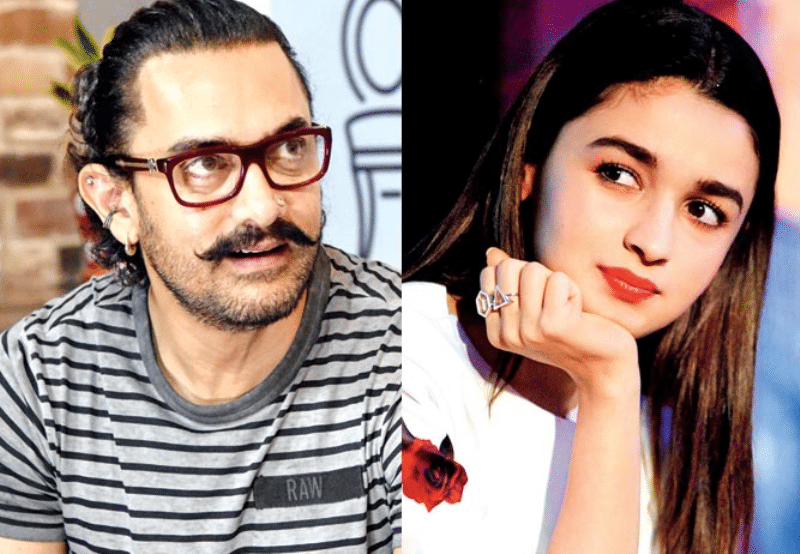 Alia Bhatt And Ayan Mukherjee to Team Up With Aamir Khan After Brahmastra ?