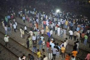 Amritsar train