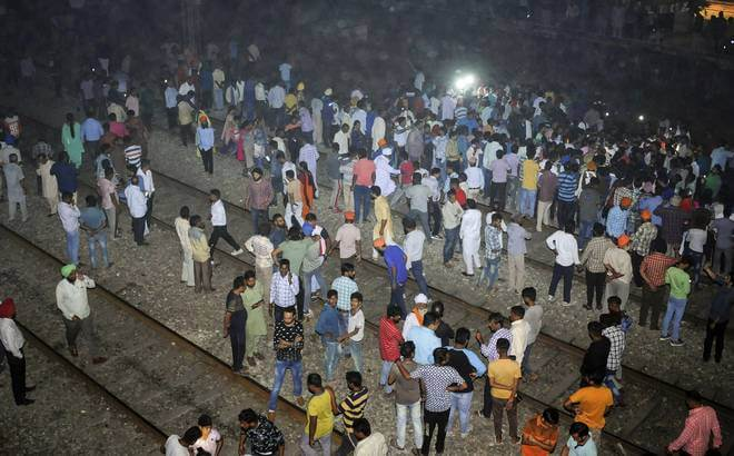 Amritsar train deaths: Probe blames negligence, trespass