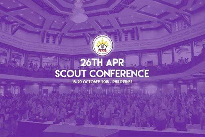 26th Asia Pacific Regional Scout at Manila