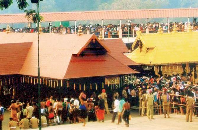 Kerala Government not Taking Away Sabarimala Money: Minister