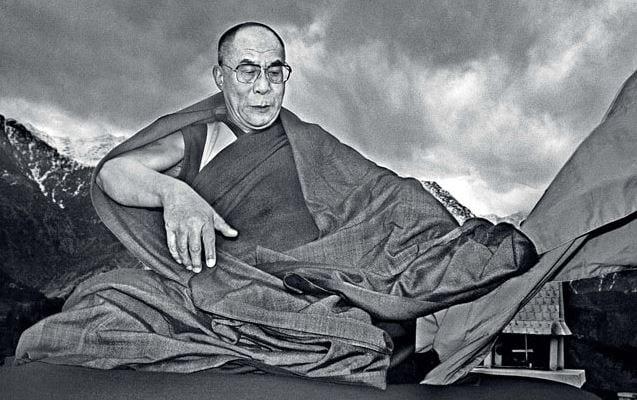 Dalai Lama, Raghu Rai and shades of black and white: Book Review