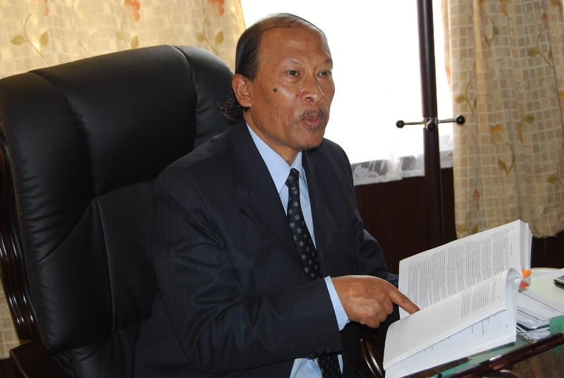 Regional Parties must opt for a Common Candidate: Bindo M Lanong