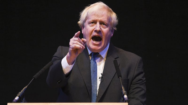 Former Foreign Secretary Boris Johnson Challenges Theresa May's Brexit Plan