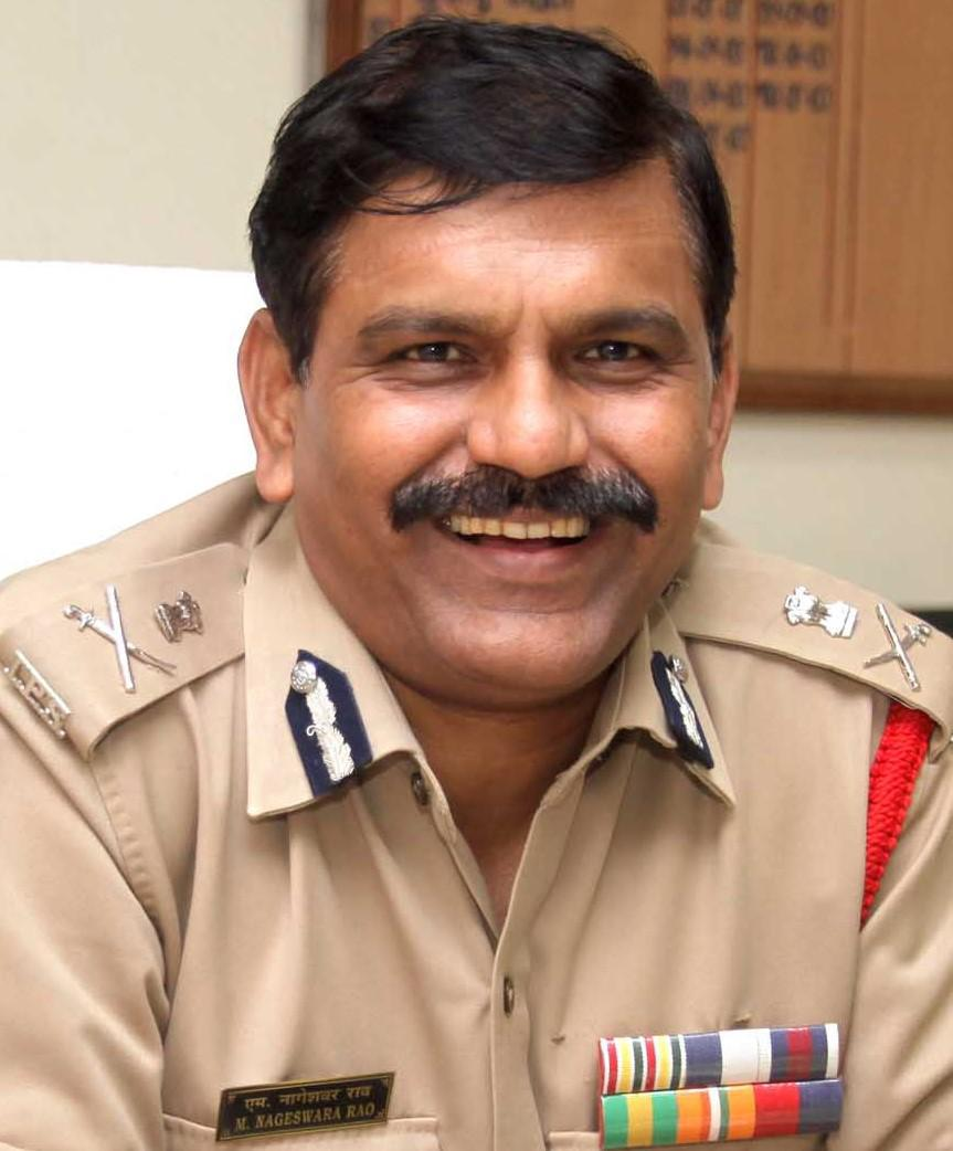 M. Nageshwar Rao to Take over Charge as Interim CBI Director