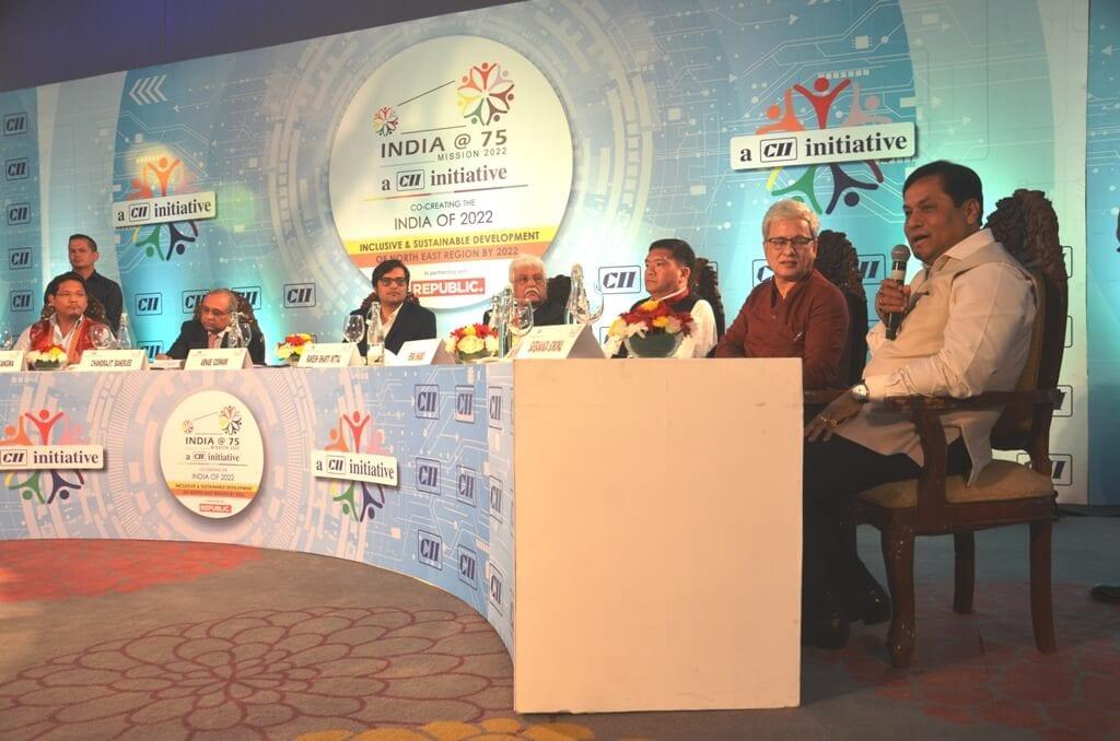 New generation wants changes for  job generation, development: CM Sarbananda Sonowal