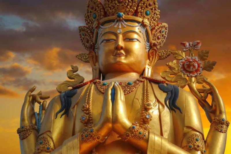 Sikkim ready to woo tourist with a 137-ft World's tallest statue