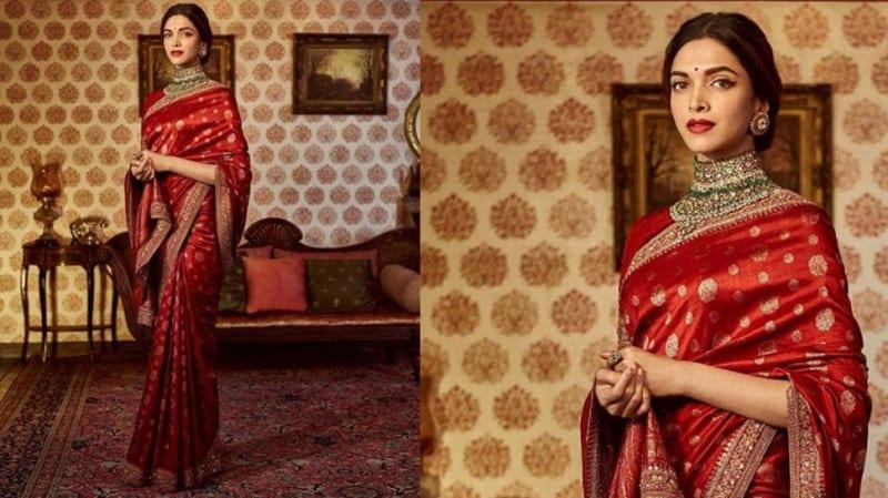 Deepika Padukone Hints Sabyasachi Will Design Her Bridal Corture