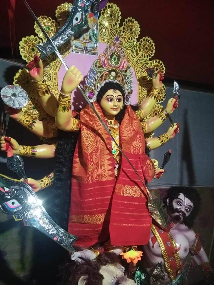 Violence marks Durga Puja at Nartiang in West Jaintia Hills, Shillong