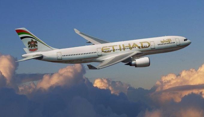 Woman delivers Girl on Board Etihad Airways flight