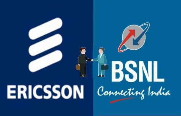 Ericsson Teams up with BSNL to Bring 5G to India