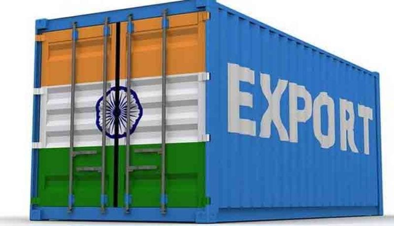 India's Exports Down 2.15% in September