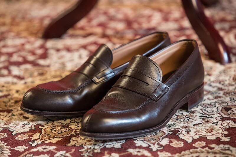 Five leather shoe styles that always work