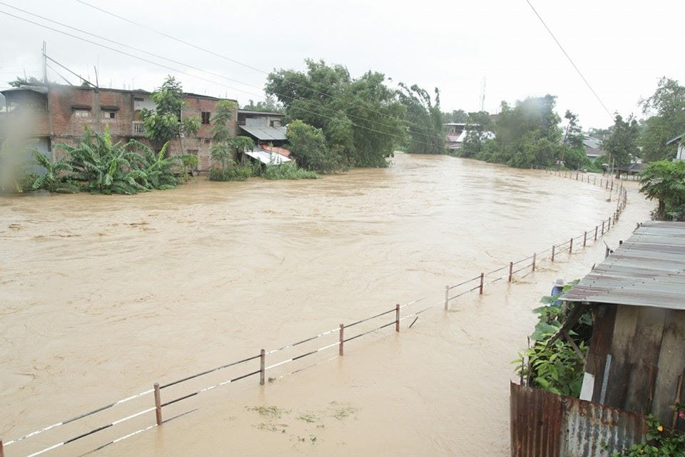 Flash flood looms large in Arunachal Pradesh