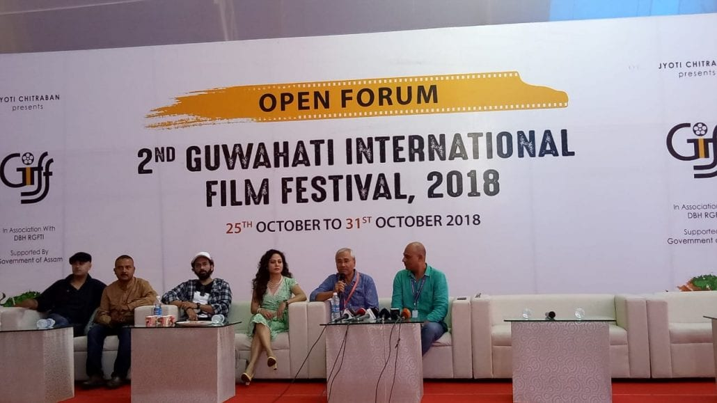 Students throng  Guwahati International Film Festival (GIFF)-2018 in search of dream