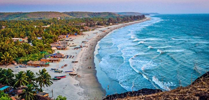 Nine foreigners among 71 tourists rescued from drowning off Goa