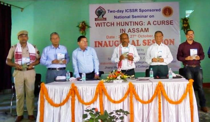 ICSSR-sponsored national  seminar on witch hunting held
