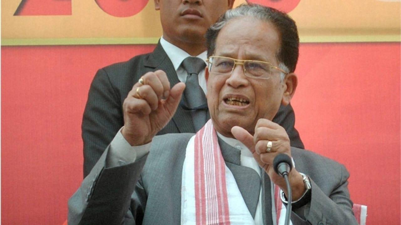 Dispur misses Assamese cause over aliens' issue:Tarun Gogoi