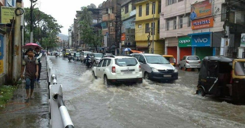 Flood mitigation schemes progressing in Guwahati
