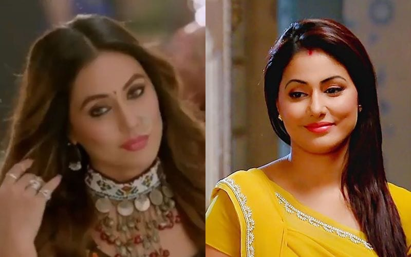 Hina Khan Aka Komolika Still in The Nostalgia of Akshara, Check Out Here!