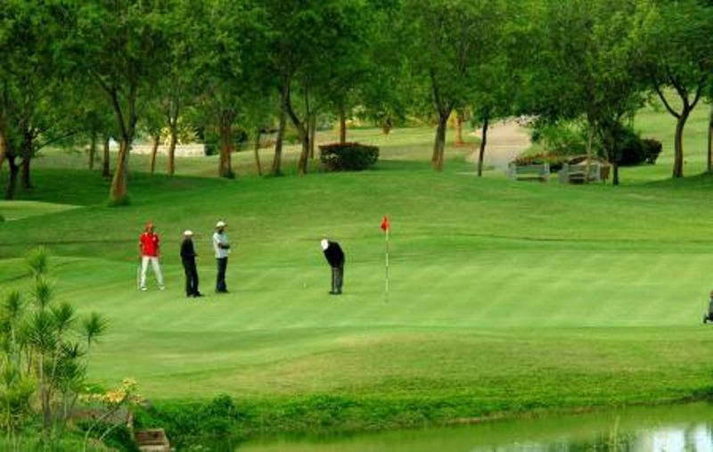 IIM Golf Tournament Held on October 27 & 28 at Shillong Golf Club