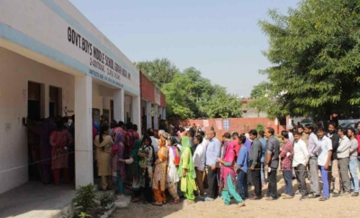 Polling ends for Panchayat polls in Jammu and Kashmir