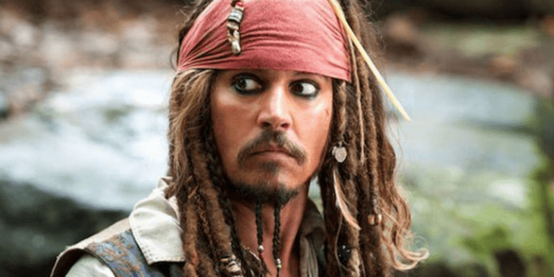 Johnny Depp Out of 'Pirates of the Caribbean' Franchise