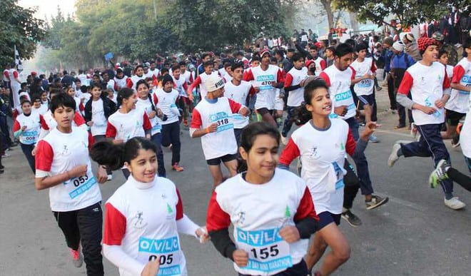 Sikkim Mountaineering Association Organizes Marathon on October 7