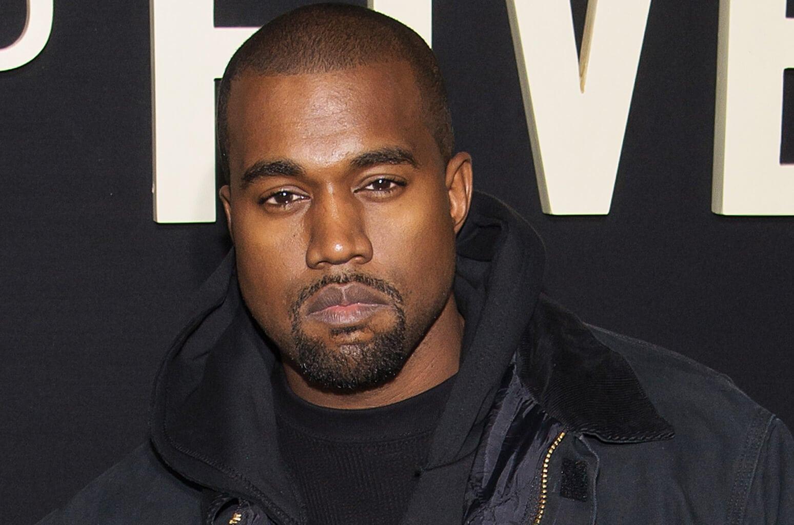 Rapper Kanye West quits social media again