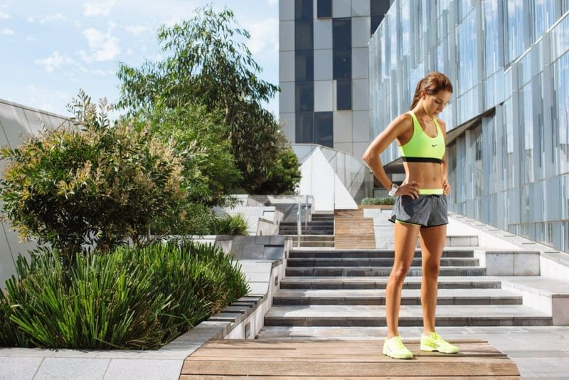 Try This Interesting Workouts For Flat Abs by Kayla Itsines