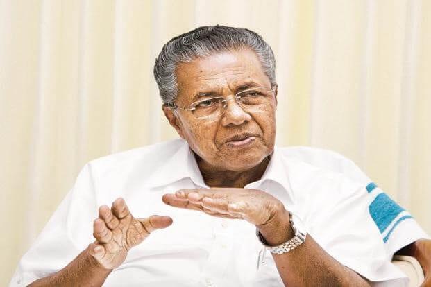Kerala CM Pinarayi Vijayan hits out at PM Modi