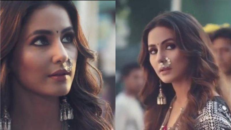 Hina Khans Komolika Avatar Broke Bollywood Superstar Shah Rukh Khans Records