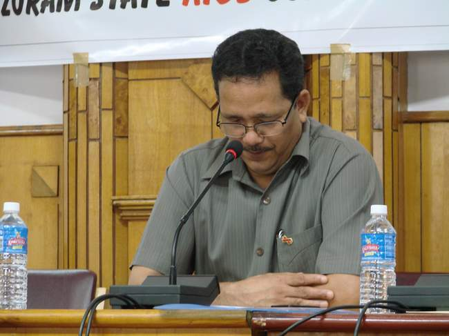 Ex-health Minister of Mizoram Lalrinliana Sailo Quits Congress