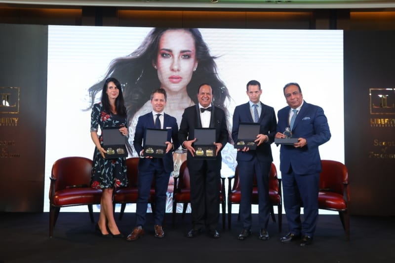 Liberty Group Enters Lifestyle Market, Launches 12 New Perfumes
