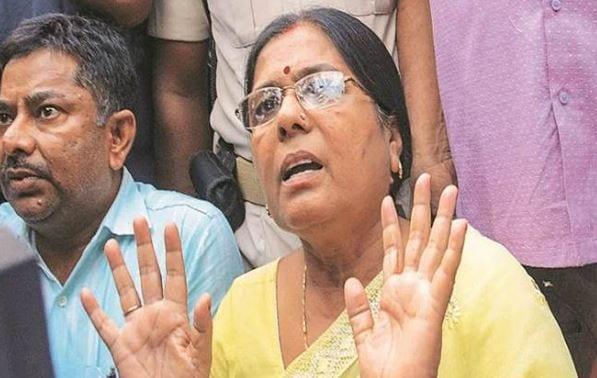 Ex-Bihar Minister Manju Verma's Husband Surrenders
