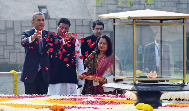 Former US President Barack Obama Recalls the Father of the Nation on Gandhi Jayanti