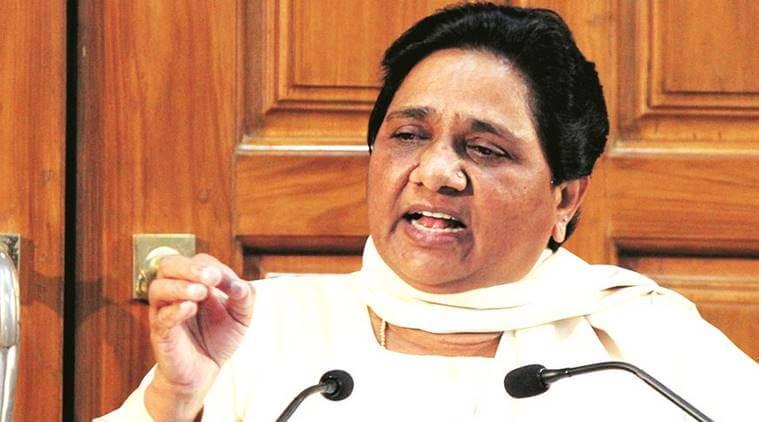 Mayawati Slams UP Government Over Apple Executives Killing