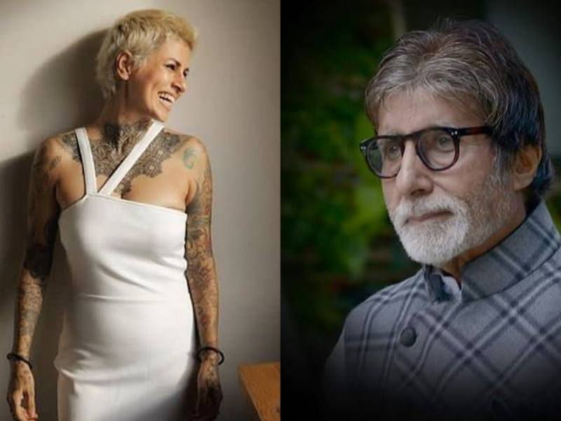 #Metoo Movement: Sapna Bhavani Says Amitabh Bachchans Truth Will Soon Come Out