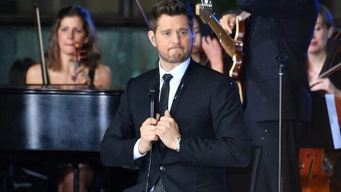 Canadian singer Michael Buble announces retirement from music