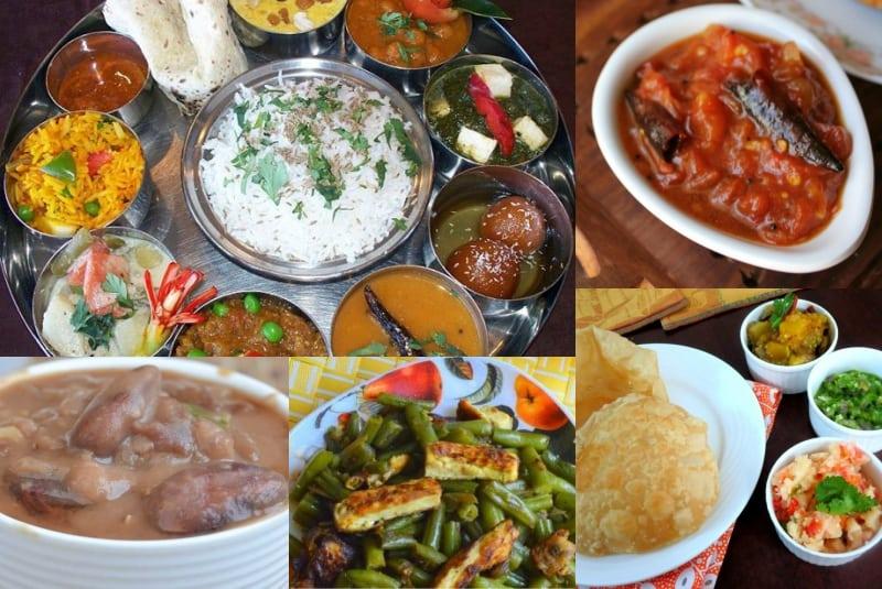 Staple Food of Tripura : Food Habit