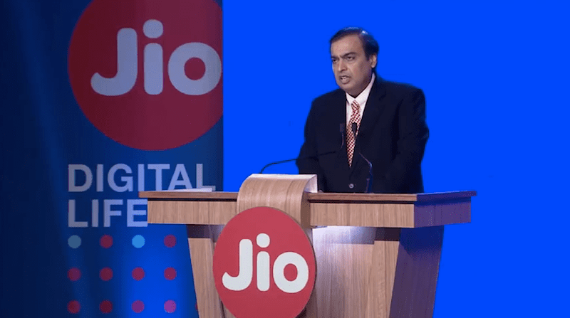 Data Should be Used with Adequate Safeguards: Mukesh Ambani